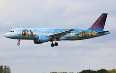Brussels Airlines | A320-200 | OO-SNE | HAM | 28.09.2019 (Norbert.Schmidt) Tags: airbus a320 a320200 hamburgairport brusselsairlines oosne