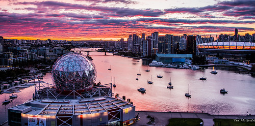 2019 - Vancouver - Sunset