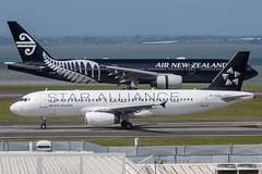 Air New Zealand Airbus A320-232; ZK-OJH@AKL;19.10.2019 (Aero Icarus) Tags: aucklandinternationalairport auckland newzealand akl plane avion aircraft flugzeug
