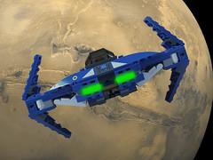 Plo Koon's Sith Infiltrator (flight)