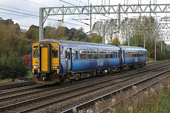 156508 (Gronk 08) Tags: 156508 scotrail dmu class 156 staffordshire wcml stableford