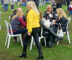 People enjoying Stone Food Festival 2019 (Tony Worrall) Tags: foodfestival annual stone village fun event show people candid foodies eat food street streetphotography urban person capture outside outdoors caught photo shoot shot picture captured picturesinthestreet photosofthestreet north update place location uk england visit area attraction open stream tour country item greatbritain britain english british gb buy stock sell sale ilobsterit instragram female woman sitting seats