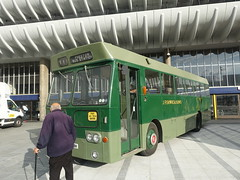 Preston Bus Station 50th birthday party (Tony Worrall) Tags: busstation prestonbusstation brutal birthday architecture building design 50 preston lancs lancashire city welovethenorth nw northwest north update place location uk england visit area attraction open stream tour country item greatbritain britain english british gb capture buy stock sell sale outside outdoors caught photo shoot shot picture captured ilobsterit instragram photosofpreston travel buses tarnsport bus olden relic past fun