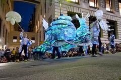 Blink Cincinnati (Jason Whitman) Tags: blinkcincinnati cincinnati ohio artshow lightshow artfestival artisans art light unitedstates urban city parade performers neon performance explore whitfoto