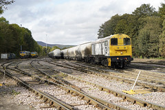 20168 Hope Earles sidings (Gridboy56) Tags: hope earlessidings 20168 locomotive locomotives uk trains train railways railroad railfreight europe england wagons cargo freight class20 ee derbyshire highpeak freightliner class66 class70