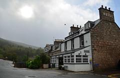 Alexandra Hotel, Ballater (Neilhooting) Tags: scotland cairngorms braemar ballater aberdeen caledoniansleeper riverdee