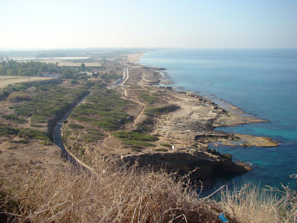 фото: Вид на Средиземное море