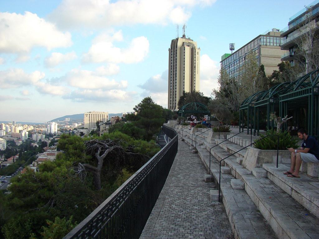 фото: Парк на вершине горы