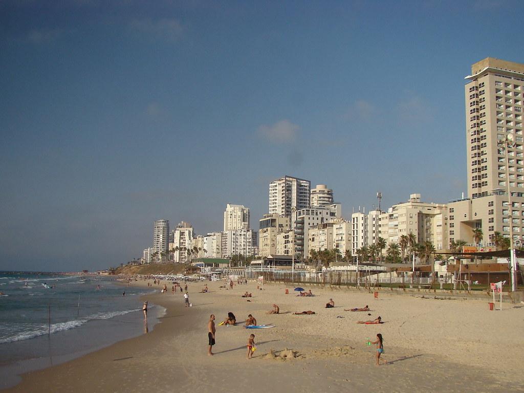 фото: Пляж в Бат-Ям