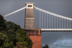 """Gareth's Photo of the Week 39 """"Clifton Suspension"""""""