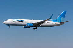VQ-BTI - Pobeda - Boeing 737-8LJ(WL) (5B-DUS) Tags: vqbti pobeda boeing 7378ljwl b738 lca lclk larnaca larnaka airport airplane aircraft aviation cyprus flughafen flugzeug planespotting plane spotting