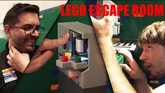 The 100% LEGO Escape Room