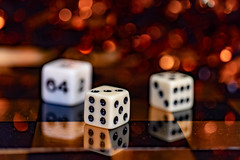 roll the dice (Dotsy McCurly) Tags: smileonsaturday diceonly roll dice canoneos80d efs35mmf28macroisstm