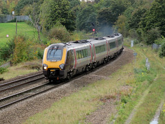 Cross Country Trains - Primrose Hill, Rotherham 2019 (Dave_Johnson) Tags: class220 crosscountrytrains crosscountry train loco locomotive railway diesel mainline networkrail rail primrosehill rotherham sheffield yorkshire southyorkshire