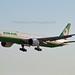 EVA Air B-16708 Boeing 777-35EER cn/33752-658 @ EGLL / LHR 27-05-2018