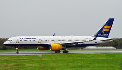 TF-FIN Boeing 757-200 of Icelandair (SteveDHall) Tags: aircraft airport aviation airfield aerodrome aeroplane airplane airliner airliners manchester manchesterairport mcr man egcc 2019 ringway tffin boeing 757200 icelandair boeing757200 ice fi b757 757 752 b757200 b752 boeing757
