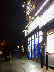 Friday Night (Miss Emma Gibbs) Tags: fishandchips chippy chipshop queues britain uk manchester