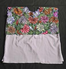Huipil Maya Chiapas Zinacantan Mexican Textiles (Teyacapan) Tags: ropa maya vestimenta chiapas mexico zinacantan huipiles