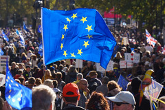EU (McTumshie) Tags: 20191018 brexit eu europe london peoplesvote democracy demonstration march peoplesmarch politics londonist