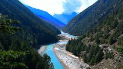 River Ganges (Biswajit_Dey) Tags: ganges uttarakhand india river landscape northindia hills nature travel nikond500