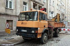 Iveco 145-17 Turbo (Adrian Kot) Tags: iveco 14517