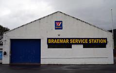 Braemar Service Station (Neilhooting) Tags: scotland cairngorms braemar ballater aberdeen caledoniansleeper riverdee