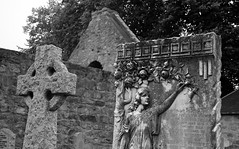 Tarland Cemetery (Neilhooting) Tags: scotland cairngorms braemar ballater aberdeen caledoniansleeper riverdee