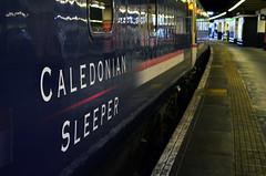 Caledonian Sleeper (Neilhooting) Tags: scotland cairngorms braemar ballater aberdeen caledoniansleeper riverdee