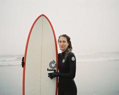 gt310sp4073208-R1-E005 (Gavin Thomas Photo) Tags: mamiya7ii mamiya kodak portra film filmisnotdead medium format maine mainetheway higgins beach surfing surfer