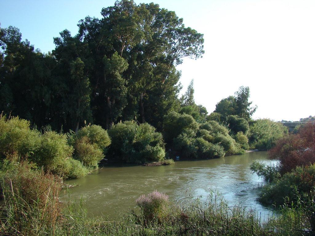 фото: Река Иордан