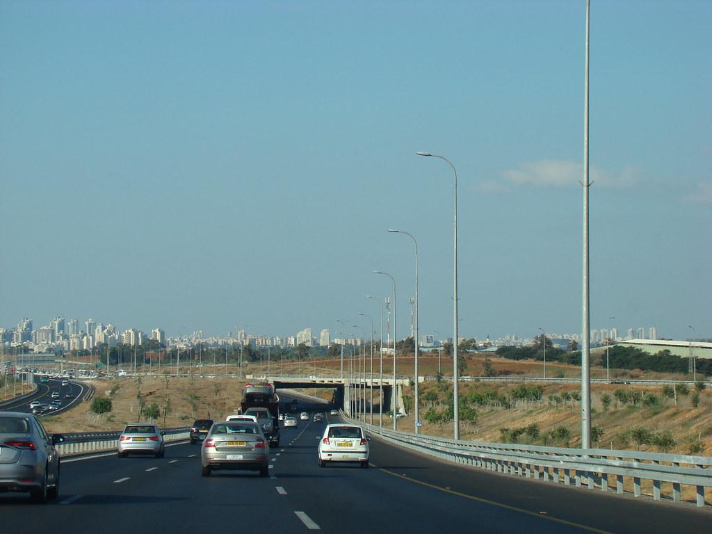 фото: Шоссе в Израиле