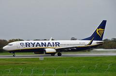 EI-DCY Boeing 737-800 of Ryanair (SteveDHall) Tags: aircraft airport aviation airfield aerodrome aeroplane airplane airliner airliners manchester manchesterairport mcr man egcc 2019 ringway eidcy boeing 737800 ryanair b737 boeing737 737 738 b737800 boeing737800 ryr fr