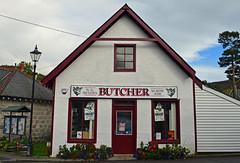Butchers, Braemar (Neilhooting) Tags: scotland cairngorms braemar ballater aberdeen caledoniansleeper riverdee