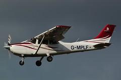 Photo of G-MPLF - Cessna 182T Skylane  at Oxford / London airport .