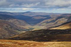 Glen Clunie (steve_whitmarsh) Tags: aberdeenshire scotland scottishhighlands highlands cairngorms landscape carnagheoidh topic