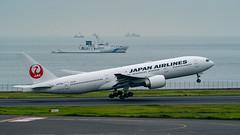 20191019 HND/RJTT JA709J (dora9092) Tags: 777200 jal boeing777246er 日本航空 hnd 羽田空港 tokyointernationalairport japanairlines 777 hanedaairport 東京国際空港 rjtt