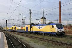 Metronom 146 533-5 RE, Bremen Hbf (michaelgoll777) Tags: metronom br146 traxx