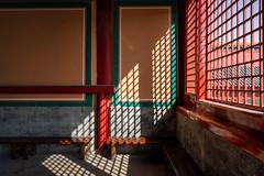 (Clint Everett) Tags: tiananmen square light shadow architecture city beijing urban china window shapes
