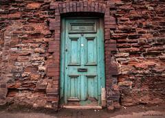 """Gareth's Photo of the Week 42 """"The Door"""""""