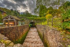 Abbey Mill (shadowed eyes) Tags: wye wyevalley riverwye anghidi riveranghidi tintern monmouthshire wales d7100 hdr 5xp