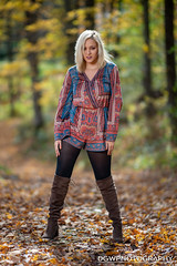 Jessica (dgwphotography) Tags: model portrait beauty beautiful bokeh fall foliage 105mmf14e nikond5