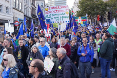 Democratic (McTumshie) Tags: 20191018 brexit eu europe london peoplesvote democracy demonstration march peoplesmarch politics londonist