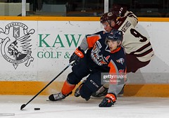 #9 Jake PARTRIDGE in action (kirusgamewornjerseys) Tags: jake partridge peterborough petes game worn jersey canada ice hockey ohl