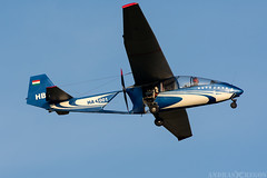 HA-1001 (Andras Regos) Tags: aviation aircraft plane fly airport lhny nyíregyháza takeoff brditschka hb21 spotter spotting