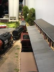 MTD Event in Edegem, Belgium (dmq images) Tags: mtd edegem belgie belgium valkenveld modelleisenbahn model railway railroad scale schaal modelspoor h0 187 layout inglenook