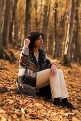 Me in the Forest (sárkánymacska) Tags: levél leaf sárga yellow ősz autumn magyarország hungary erdő forest canon77d zuiko50mm12