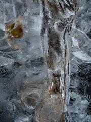 Icetime IV (Fjällkantsbon) Tags: doroteakommun höst sverige klöverdalenmedomgivningar lappland borgafjäll evamårtensson västerbottenslän ice is abstrakt abstractart