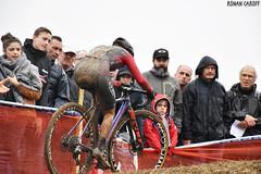 DSC_0665 (Ronan Caroff) Tags: cycling cyclisme ciclismo velo bike course race cyclist cyclists cycliste radsport sport sports deporte mud boue cx cyclocross france bretagne breizh brittany 35 lamézière illeetvilaine nikon d5600 ffc coupedefrance frenchcup rain pluie women woman girl fille