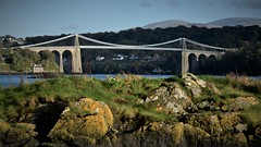 Menai Bridge (Glenn Birks) Tags: menai bridge