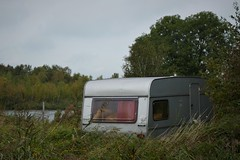 Again (next year) (drager meurtant) Tags: husvagn caravan abandonned nature dragermeurtant verlaten